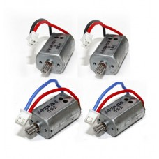 4 pcs syma X8C X8W engine x8HC x8HW X8HG X8G X8C X8 X8W motor for syma spare parts motors
