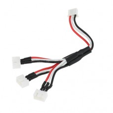 3 in 1 2S Battery Charging Connecting Cable for JJR/C H16 X6 WLtoys V262 V666 A959 A979 V912 V913 K120 SYMA X8C X8W X8G RC Drone