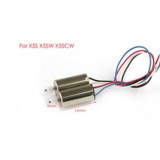 Syma X5SW X5SC X5HC X5HW CW CCW Motor RC Quadcopter Spare Parts Engine Replacements Accessories