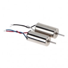 2pcs/lot Syma X12s Mini RC Quadcopter Spare Parts Main Motor A+Main Motor B Replacements Accessories