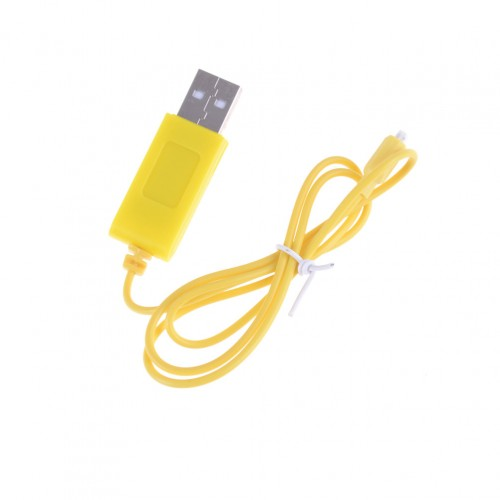 1Pcs low price For Syma S107G s026g USB charger cable charge wire