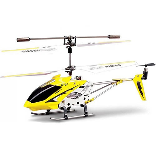 syma s107g  Syma S107G 3CH RC helicopter with GYRO Yellow