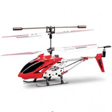 Syma S107G 3CH RC helicopter with GYRO Red