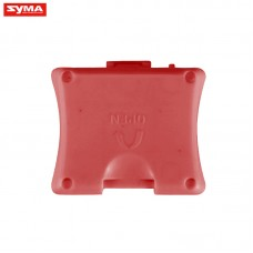 X13-08B-Battery-cover-Red