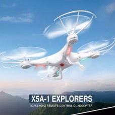 Syma X5A-1 With 2.4G 4CH 6Axis RC Quadcopter