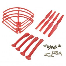 X8W_Protecting-frames-Blades-Landing-skids-Red