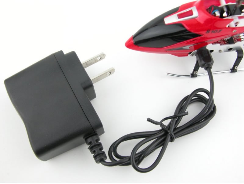 Genuine SYMA Mini RC Helicopter Quick Charger 110V-240V