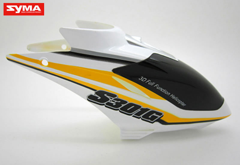 S301G-01-Head-cover-Yellow
