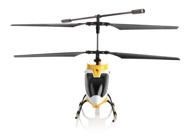 Syma S37 2.4G 3-Channel Remote Control Helicopter Yellow