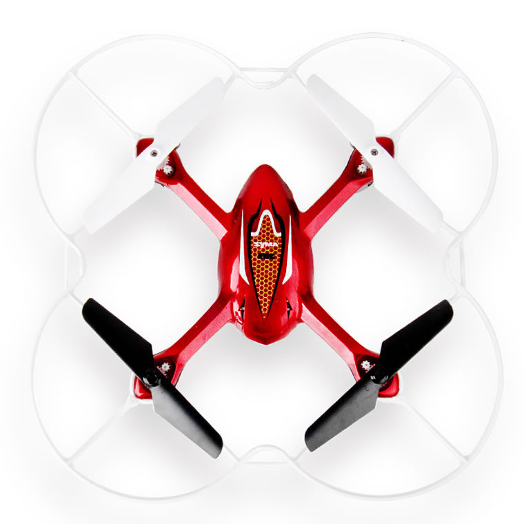 Syma X11C 2.4G 4-Channel QuadCopter with Camera Red