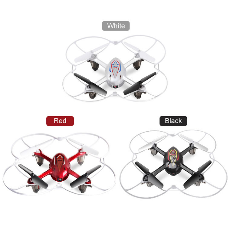 Syma X11C 2.4G 4-Channel QuadCopter with Camera Black