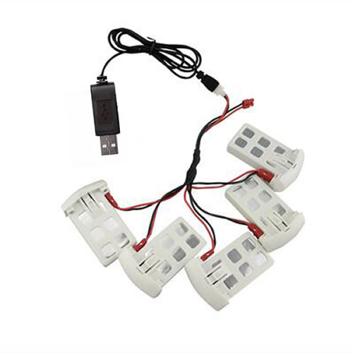 X5UC-USB-Charger-5in1