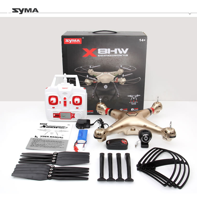 Syma X8HW FPV REAL-TIME DRONE